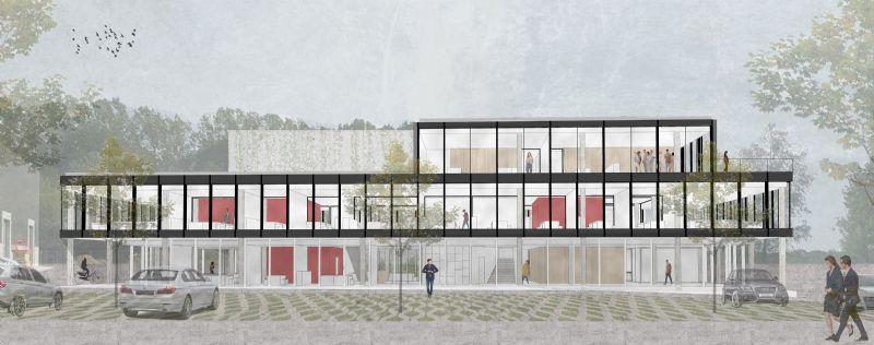 Kantorencomplex Groendreef Aalter