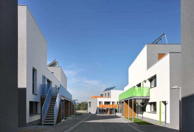 Ecowijk Harenberg - fase 1