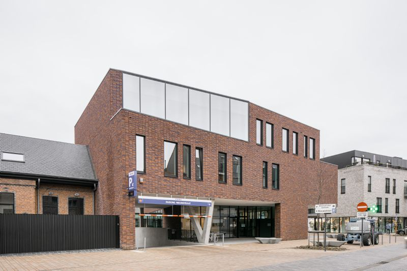 Centre administratif Hamme