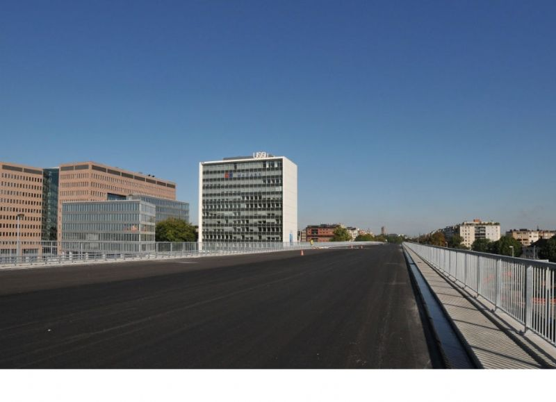 Rénovation du viaduc de Gand