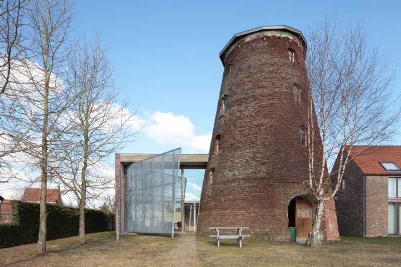 Herinrichting Kantoren Vlaanderen Bouwt vzw (VLABO)
