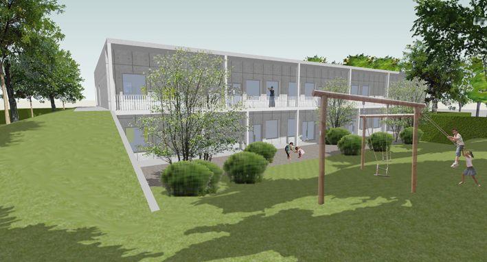 Uitbreiding Centrumschool De Knipoog Tollembeek