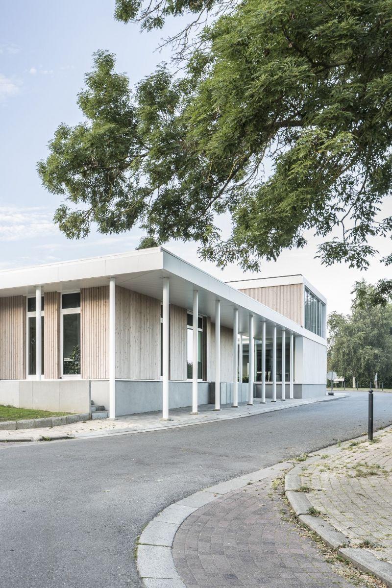 Extension services communaux Eghezée