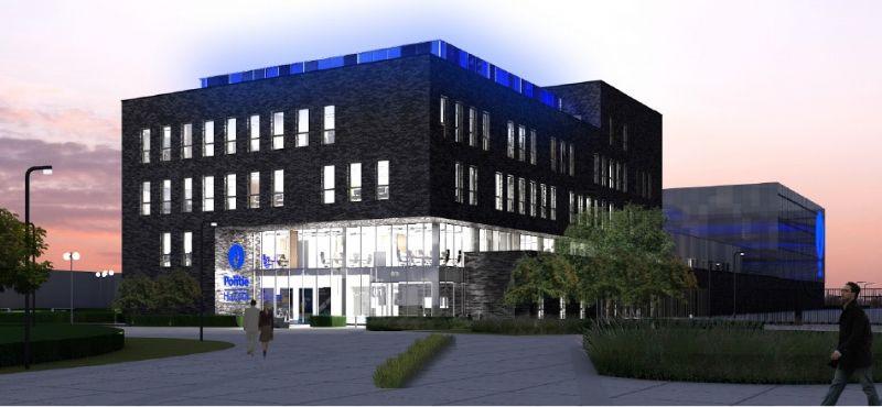 Politiekantoor zone Limburg Hoofdstad