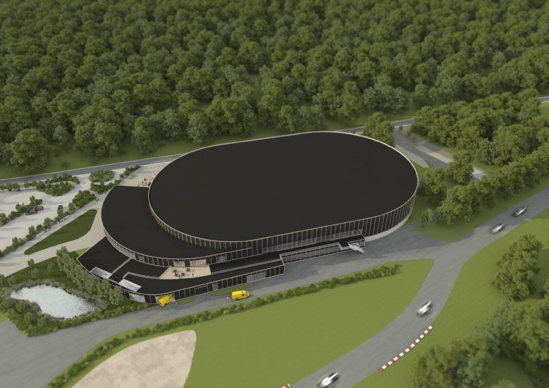 Topsportcomplex Wielerdroom