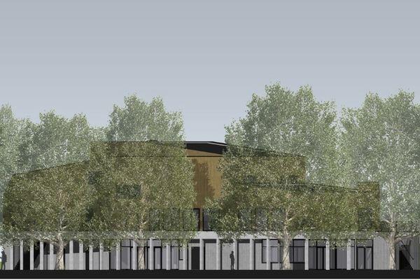 Nieuwbouw Cactus Muziekcentrum