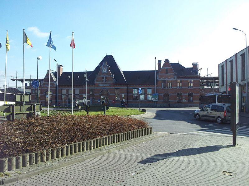 Renovatie station Vilvoorde