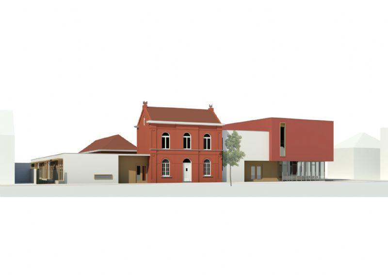 Vernieuwing stedelijke basisschool Hofstade