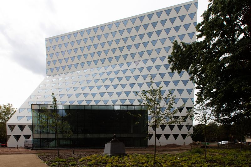 Nieuw provinciehuis Antwerpen