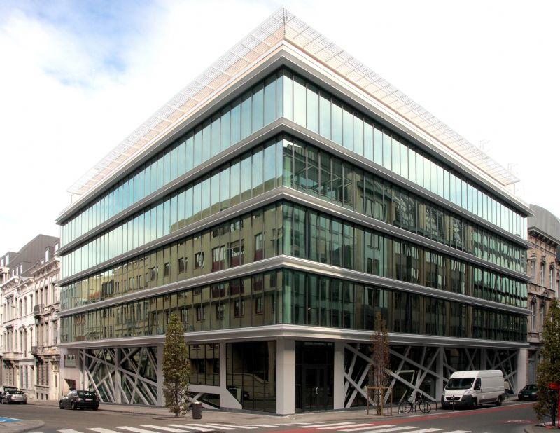 Horizon Joseph II : Rénovation et aménagement d'un immeuble de bureaux
