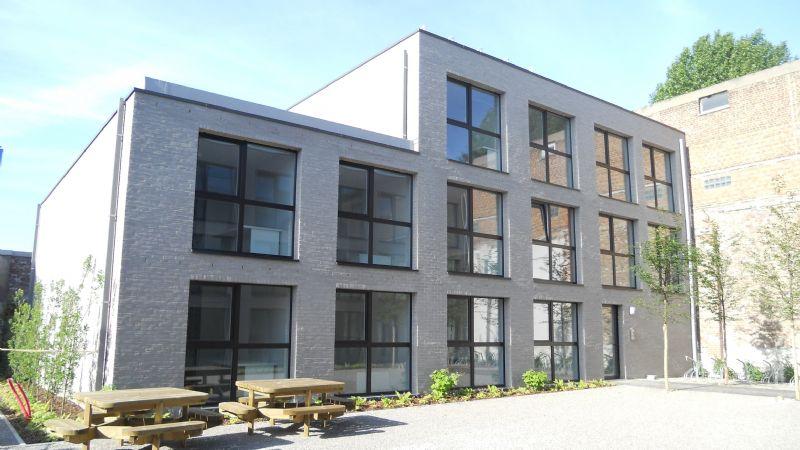 Studentenkamers aan de Wandelweg in Kortrijk