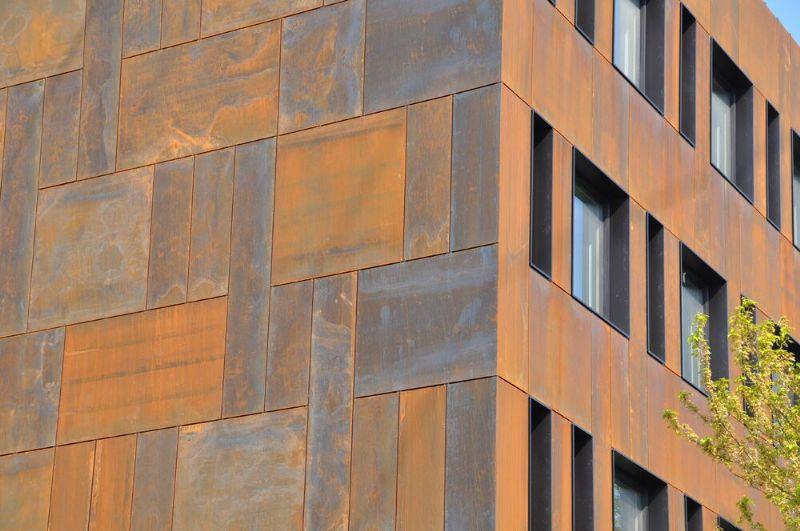 Kantoorgebouw in Anderlecht