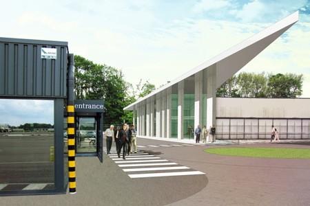 Terminal VIP Antwerp Airport
