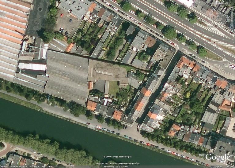 Projet d'habitat Auwegemvaart
