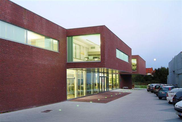 Stadsarchief en bibliotheek De Letterbeek in Poperinge