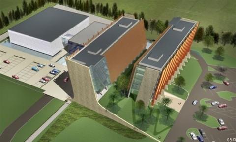 Nieuwbouw voor provinciebestuur en Cegeka