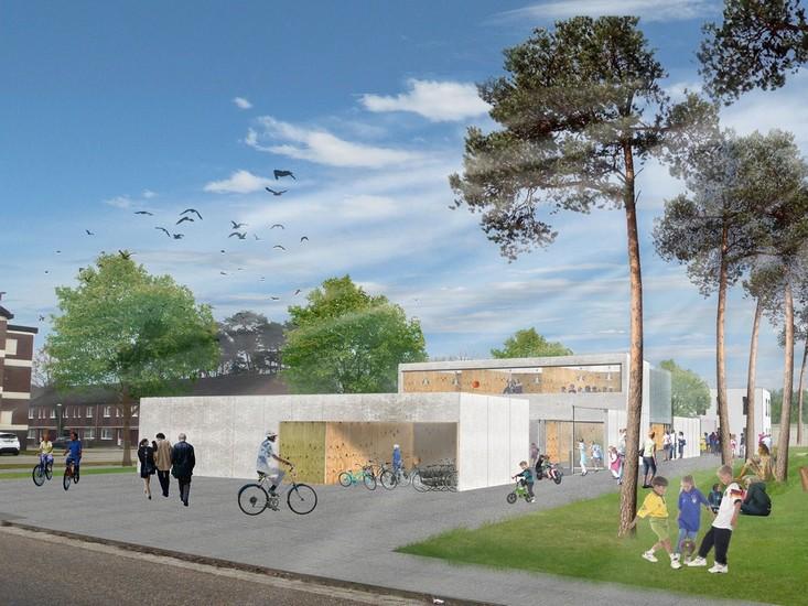 Jongerencentrum Gigos Nieuw Sledderlo