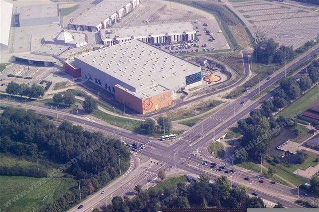 Grenslandhallen - Ethias Arena - Plopsaland Indoor