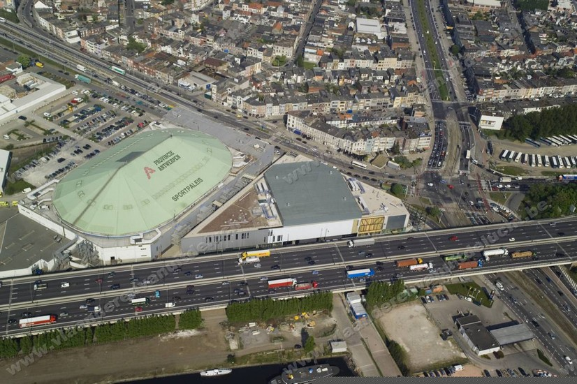 Lotto-Arena en Sportpaleis