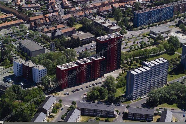 Emiel Vergeylen-project  in Nieuw-Gent