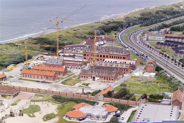Residentieel project op site van oud militair hospitaal