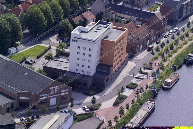 Bloemmolens in Brugge