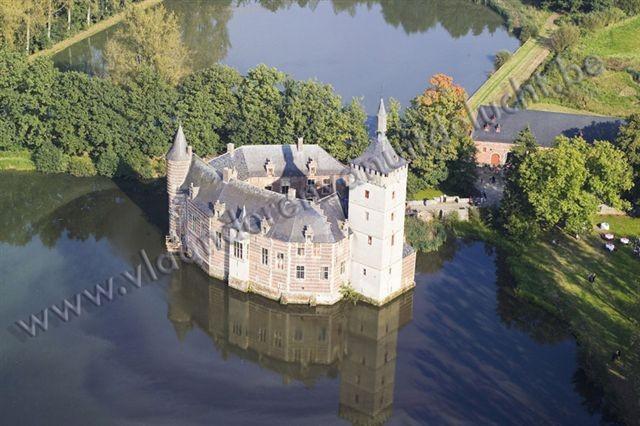 Renovatie kasteel van Horst