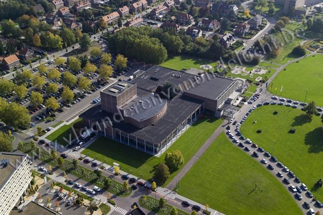 Renovatie cultureel centrum