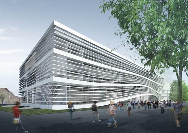 Vernieuwing Campus Schoonmeersen Hogeschool Gent