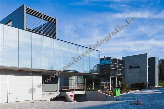 Bedrijfsgebouw Kinnarps Wemmel