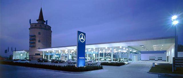 Mercedes Garage Ghistelinck