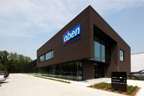 Bâtiment entreprise Oben