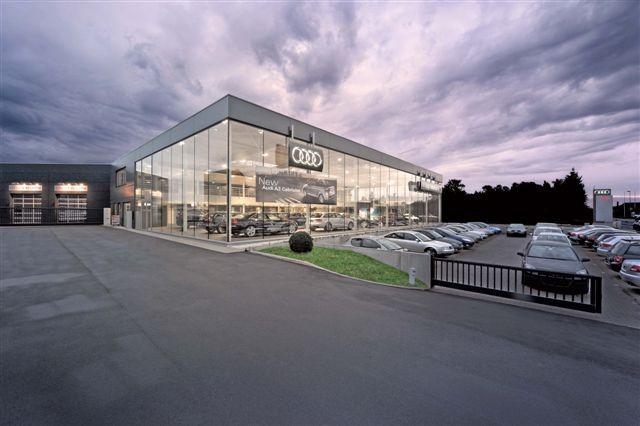Garage Topmotors - Audi - VW - Seat Wevelgem