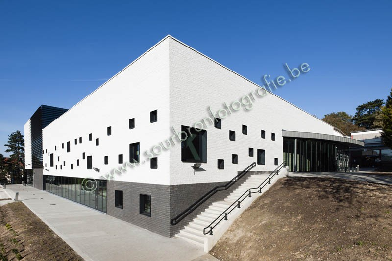 ULB Solbosch - Bât. K - Auditoire