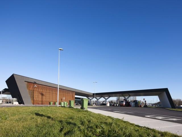 Tankstation St Ghislain
