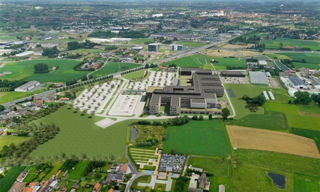 Nieuw ziekenhuis Roeselare-Menen