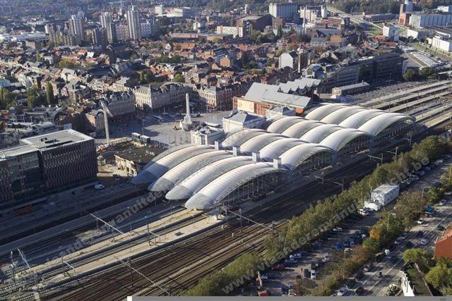 Station van Leuven