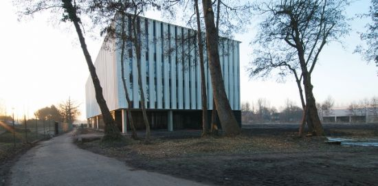 Nieuw KHLim-gebouw (Blok S)