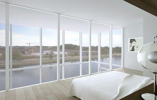 Residentie III, 50 logements de prestige le long du  kanaalkom à Hasselt
