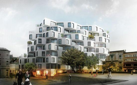 Residentie Gentse binnenstad