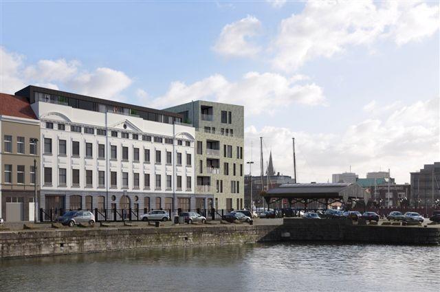 Renovatie Pakhuis + Nieuwbouw