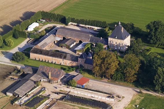 Restauratie kasteel Printhagen