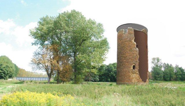 Restauration Maagdentoren à Scherpenheuvel-Zichem