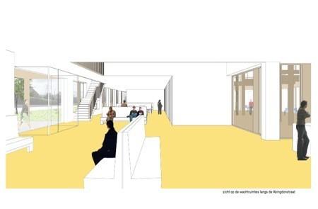 Nieuw Administratief Centrum Sint-Niklaas