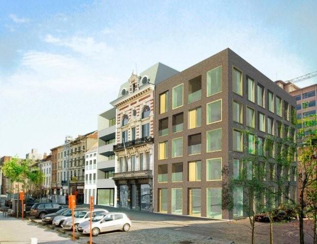 Nieuwbouwproject 'Wonen aan het MAS'